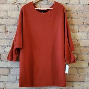 Ellen Tracy Ribbed Sweater